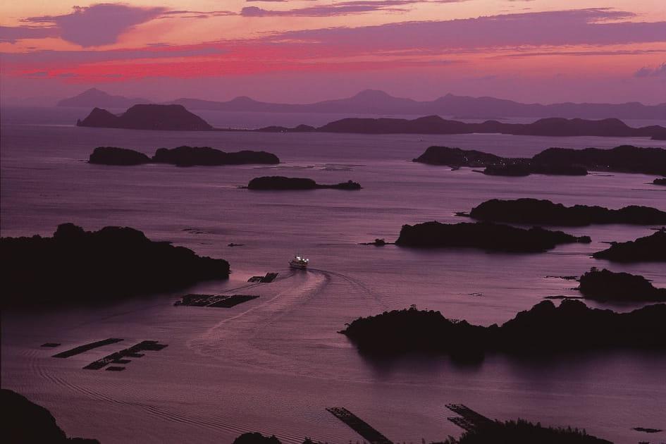 Les îles Kujuku