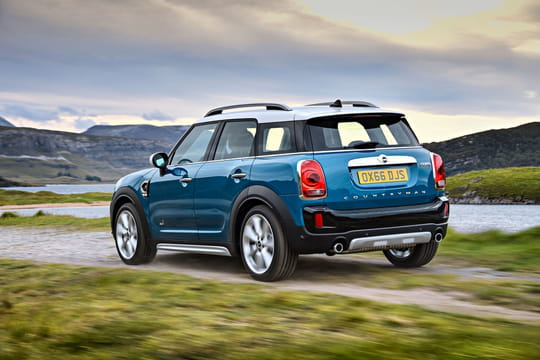Mini Countryman : la maxi Mini en images