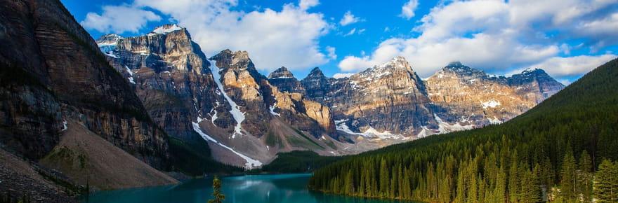 Canada: les parcs nationaux gratuits toute cette année 2017
