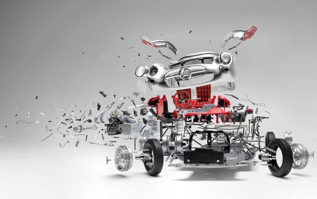 Fabian Oefner: créateur destructeur d'automobile