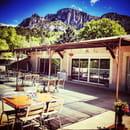 Restaurant : Le Petit Lac  - la terrasse -   © lpl