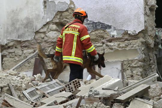 Effondrement à Marseille: huit morts, l'écroulement d'un balcon fait 3blessés