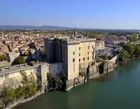 Les châteaux de France : Tarascon