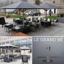 Restaurant : Le Grand Bé  - Terrasse -   © Antoine Chaumet