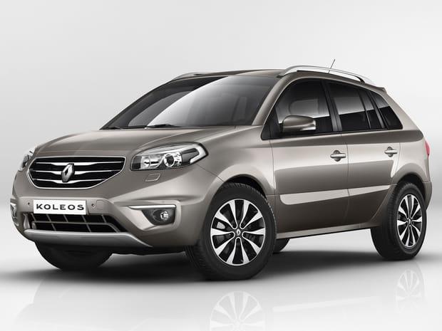 Numéro 35: Renault Koleos