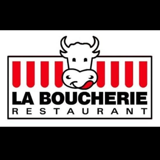 Restaurant : La Boucherie - Restaurant