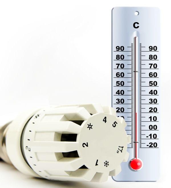 Choisir la bonne temp rature - Temperature ideale salon ...