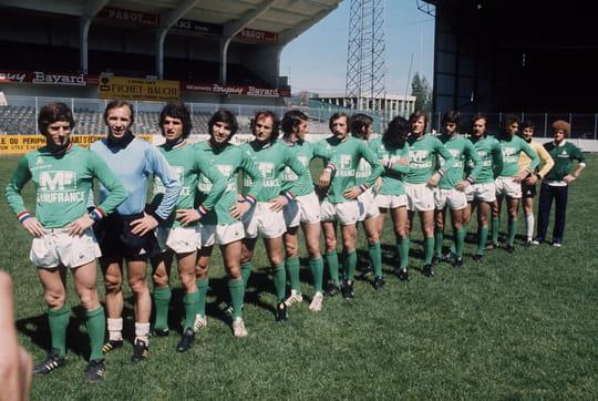 Saint-Etienne 1976 : il y a 40 ans, l'inoubliable épopée des Verts