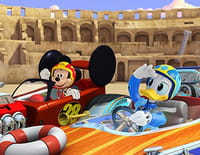 Mickey et ses amis : top départ ! : Les Pink Turbos. - Journée de détente