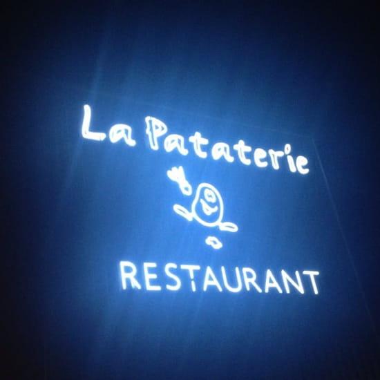 Restaurant : La pataterie