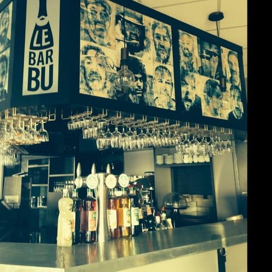 Restaurant : Le Bar Bu  - Bar brasserie ouvert de 8h a 2 h du matin tous les jours  -