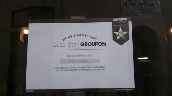 Restaurant : Gastonomie  - Merci a vous tous!! c'est grace a vous que nous sommes arrives a tout ca merci!!!  -