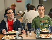 The Big Bang Theory : Le coussin irremplaçable