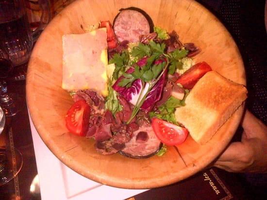 Le Safari  - les salades sont enormes ^^ -   © moi