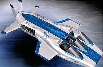 le deepflight merlin est le nouveau jouet du richissime richard branson.