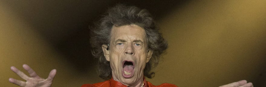 """Mick Jagger, une vie """"sexe, drogue et rock'n'roll"""""""