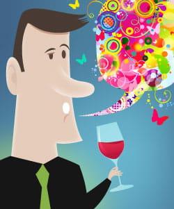 et si parler du vin n'était qu'une question de bluff ?