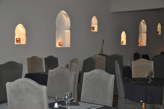 Saveurs du maroc  - salle restaurant -   © mobaz