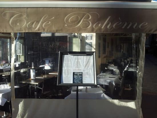 Café Bohème  - Notre cave à vins. -   © Direction.