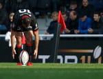 Rugby : Top 14 - USA Perpignan / RC Toulonnais