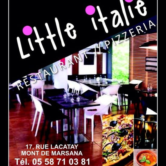 Restaurant : Little Italie