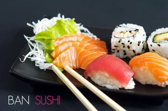 Ban Sushi la Baule