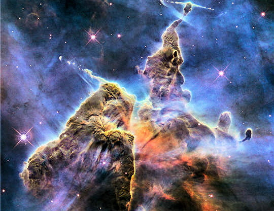 Hubble: 20ans la tête dans les étoiles