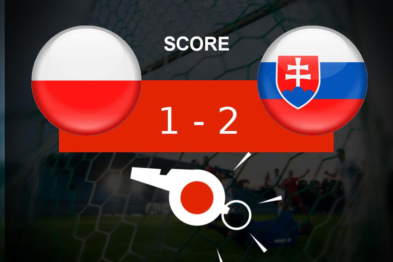 Pologne - Slovaquie: la Slovaquie assure le minimum (1- 2), les temps forts du match