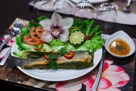 Koh Samet  - Bar grillé à la citronnelle -