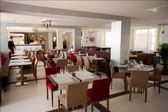 Villa Saint Antoine  - Salle de restaurant -   © Valéry Joncheray