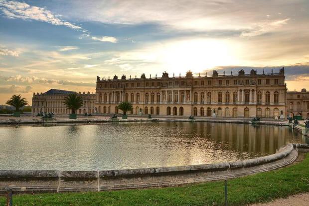 3e: Le Château de Versailles