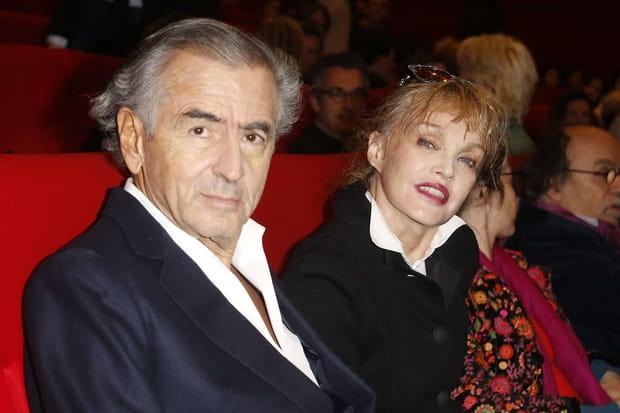 Arielle Dombasle, toujours amoureuse de Bernard-Henri Levy
