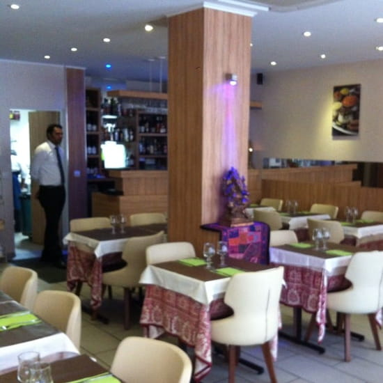 Restaurant : Restaurant Indien Gujarat  - Restaurant indien Gujarat dans son nouveau décor  -