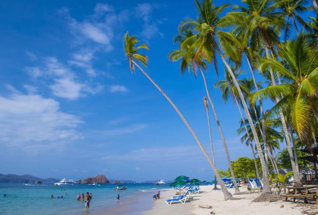 Isla Tortuga ou l'île de de la Tortue