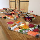 Plat : Sushiya  - Apéritif dînatoire -