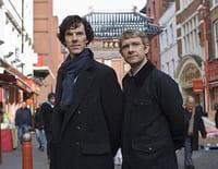 Sherlock : Le banquier aveugle