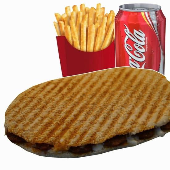 Plat : Islafood  - Menu panini -