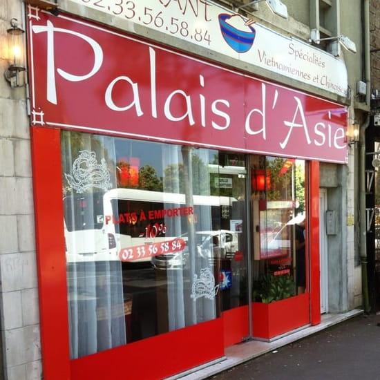 Restaurant : Au Palais d'Asie