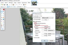 Comment réduire la taille et le poids d'une image ?