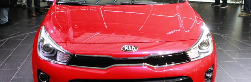 La nouvelle Kia Rio en images