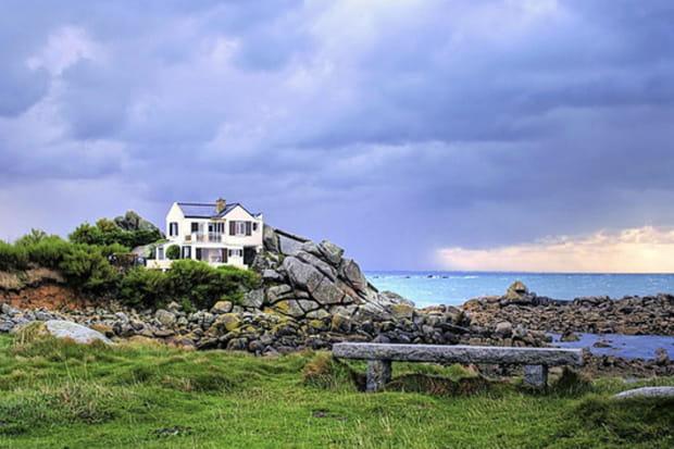 Plouescat, la côte des Légendes