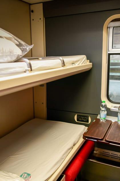 Quel est le confort à bord des trains de nuit?
