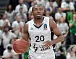 Basket-ball - Villeurbanne (Fra) / Partizan Belgrade (Scg)