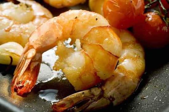 New Saigon  - Crevettes -