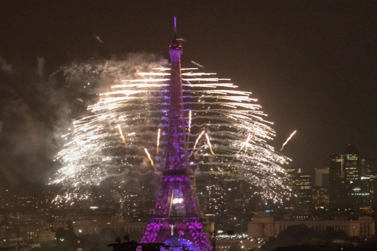 Feu d'artifice du 14juillet: plusieurs annulations! Les horaires à Paris, Lyon, Marseille...