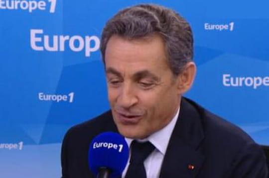 """Sarkozy candidat en2017: """"Faites attention monsieur Sotto..."""""""