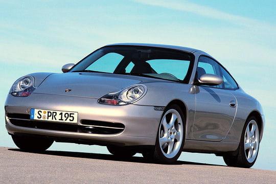 1998: cinquième génération de la Porsche 911