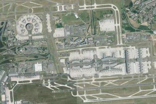 Roissy: deux pistes fermées à l'aéroport Paris-Charles-de-Gaulle