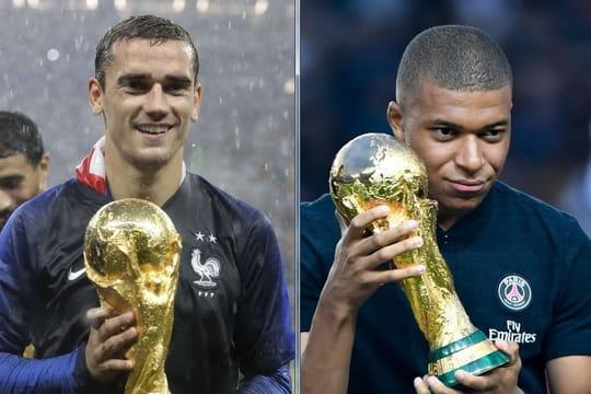 Ballon d'Or 2018: Mbappé plus fort que Griezmann? Qui est favori?