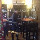 Restaurant : Le P'tit Rouquin  - Coin cave à vins ÂŽnaturels  -